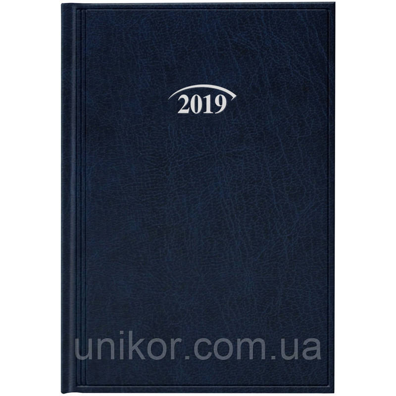 """Ежедневник датированный """"Miradur"""" (145*206 мм) 336 листов, синий. Brunnen"""