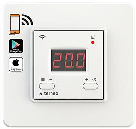 Wi Fi терморегулятор для теплого пола Terneo AX