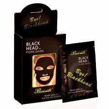 Черная маска для лица Beisiti