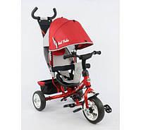 Детский трехколесный велосипед Best Trike 6588 красный