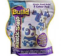 Wacky Кинетический песок голубой с белым 0,454 кг tivities Kinetic Sand Build
