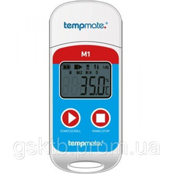 Регистратор температуры Tempmate-M1 (Германия)