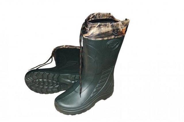 Гумові чоботи Крок (Eva спінена гума) - з камуфляжними манжетами. Резиновые  сапоги Krok 98bef769c21fb