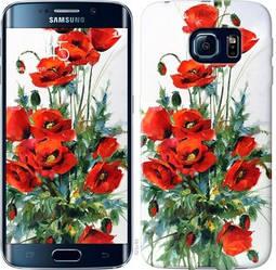 "Чехол на Samsung Galaxy S6 Edge G925F Маки ""523c-83-328"""