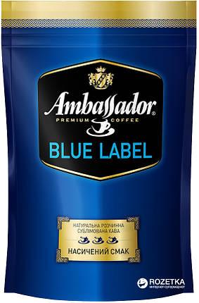 Кава Ambassador ''Blue Lable'' розчинна 75+25г, фото 2