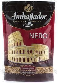 Кава Ambassador ''Nero'' розчинна 60г, фото 2