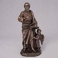 Бронзовая Статуэтка Святой Матвей (20 см)
