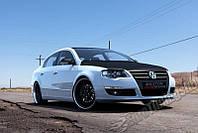 Диффузор переднего бампера Volkswagen Passat B6
