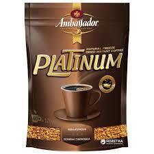 Кава Ambassador ''Platinum'' розчинна 60г, фото 2