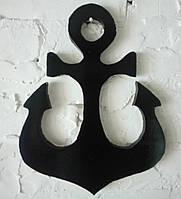Якорь морской, сувенирный из дерева, фото 1