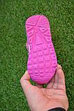 Детские сапоги дутики для девочки розовые р 26 - 30, фото 3