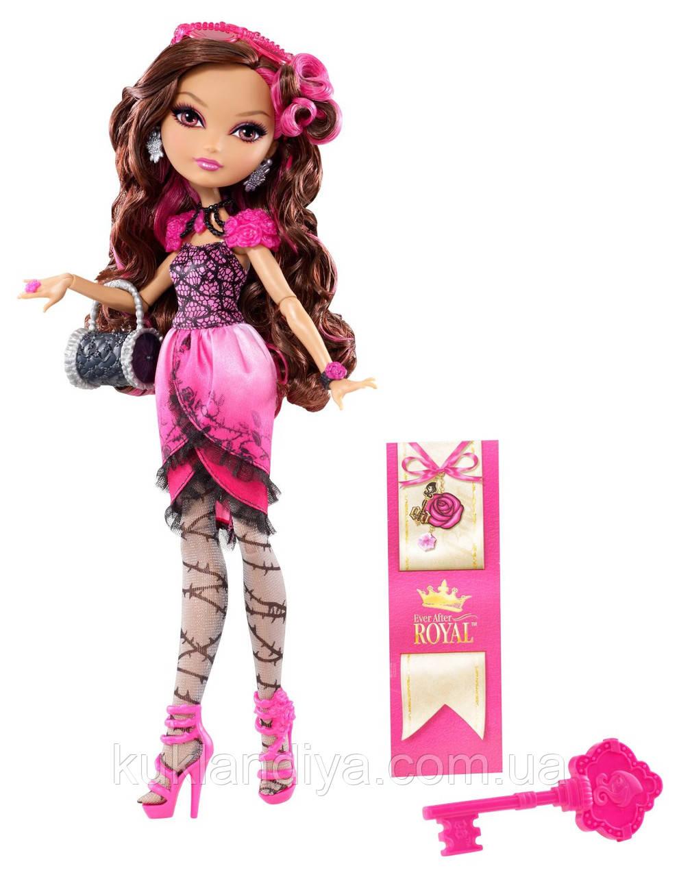 Кукла Ever After High  Briar Beauty Браер Бьюти Базовая