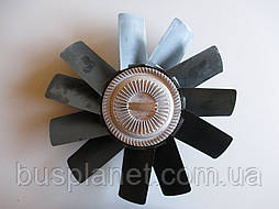 Термомуфта с крыльчаткой (вентилятор охлаждения, вискомуфта)