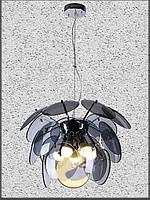 Люстра современная в стиле lolt на 5 ламп LV