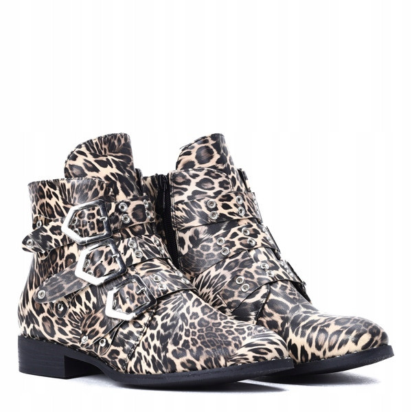 Женские ботинки Aquino