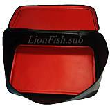 Сумка-Саквояж LionFish.sub «Карповая№2» УСИЛЕННАЯ. Молния с трех сторон.ПВХ, фото 6