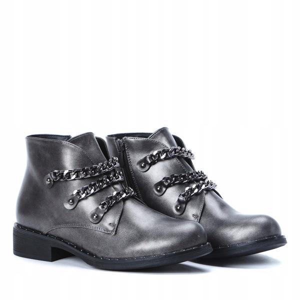 Женские ботинки Vanhook