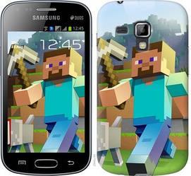 "Чехол на Samsung Galaxy S Duos s7562 Minecraft 4 ""2944c-84-328"""