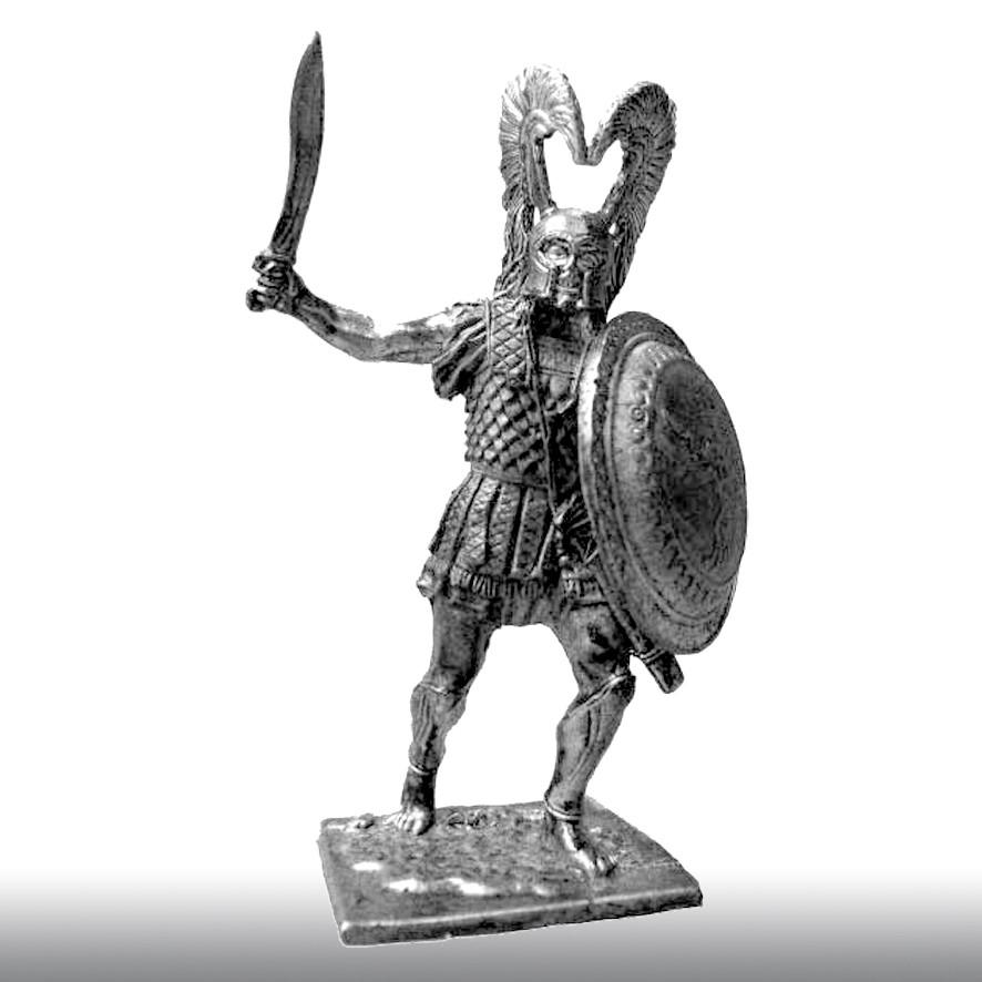Гоплит, 480 год до н.э.