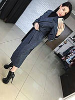 """Женское стильное длинное пальто """"Дания"""" (4 цвета), фото 1"""