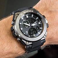 Мужские спортивные часы Casio G-Shock R-905 черные копия