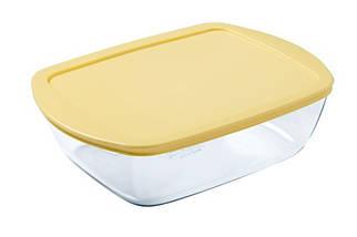 Набор форм PYREX Butter Yellow, 23х15 см, 28х20 см (912S945), фото 3
