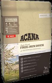 Корм гипоаллергенный ACANA Free-Run Duck для собак всех пород, 2 кг