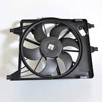 Вентилятор (группа мотор-вентилятор) 1.4/1.6 с А/С 30445 ОЕ 6001550769
