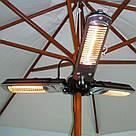 Enders Madrid Инфракрасный обогреватель с тремя отдельными панелями 2 кВт, фото 3