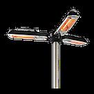 Enders Madrid Инфракрасный обогреватель с тремя отдельными панелями 2 кВт, фото 4