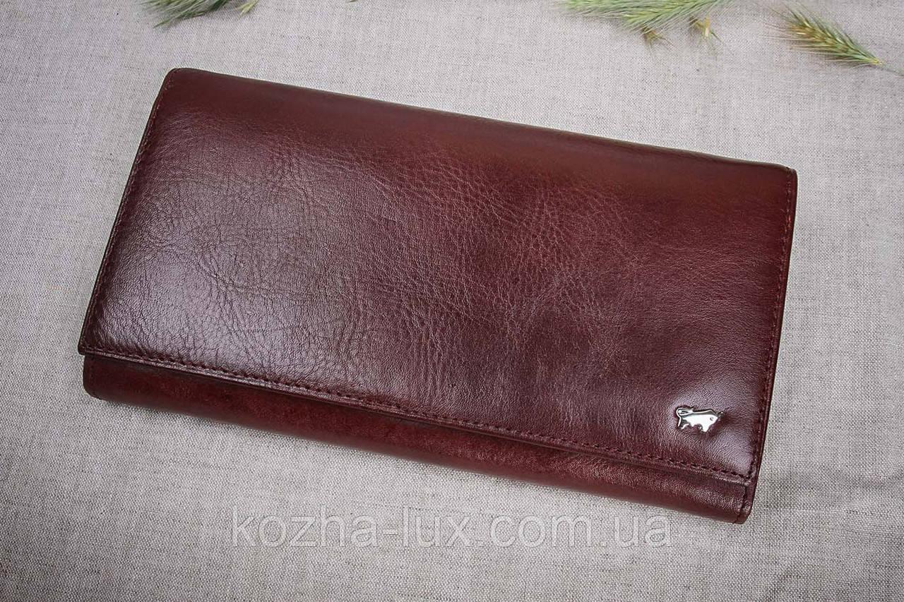 Кошелек женский кожаный Br-698 Braun Buffel, натуральная кожа