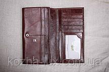 Кошелек женский кожаный Br-698 Braun Buffel, натуральная кожа, фото 3