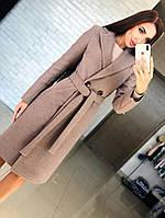 """Женское шикарное кашемировое пальто """"Валери"""" (4 цвета), фото 1"""