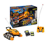 Hot Wheels Terrain Twister Вездеход на ру оранжевый RC Orange машина авто