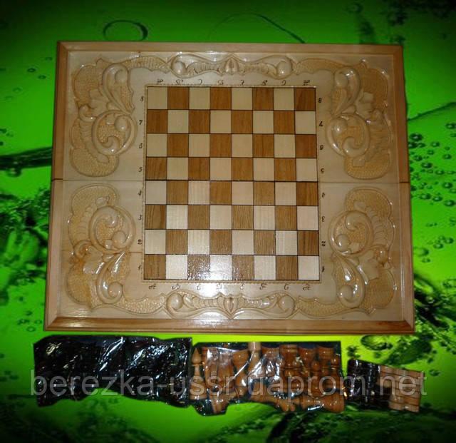 Шахматы нарды