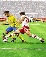 Картина по номерам Футбол