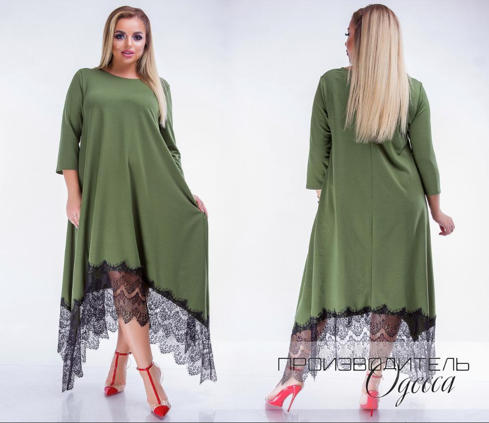 6f012a7a2828 Платье женское большой размер Прямой поставщик официальный сайт Украина  Россия СНГ р. 46-64
