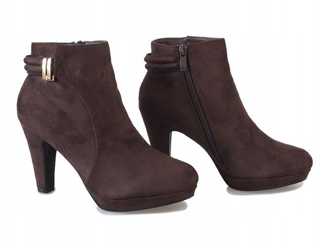 Женские ботинки Sherk