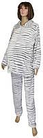 """NEW! Домашние махровые костюмы для беременных и кормящих в размерах """"батал"""" - серия Animal ТМ УКРТРИКОТАЖ!"""