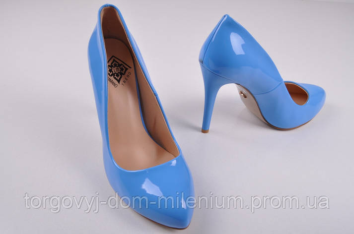 Туфли женские лаковые LINO MARANO K520-29 Размер:35,37, фото 2