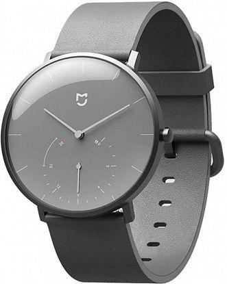 Гибирид часы Xiaomi Mijia Quartz Watch Grey