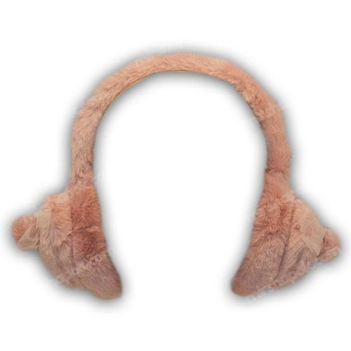 меховые наушники