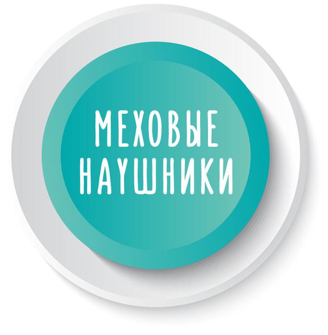 Кнопка для перехода в категорию меховые наушники