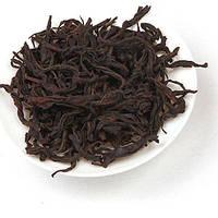 Чёрный (красный) чай да хун пау, сильно ферментированный, «большой красный халат», тёмный улун, пакет 100 г