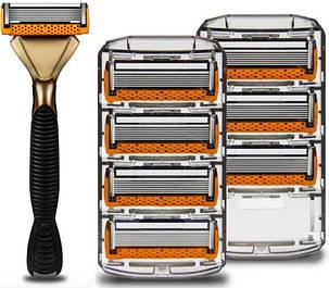 Станки для бритья и сменные картриджи