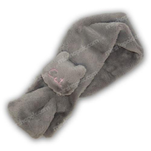 меховые шарфики