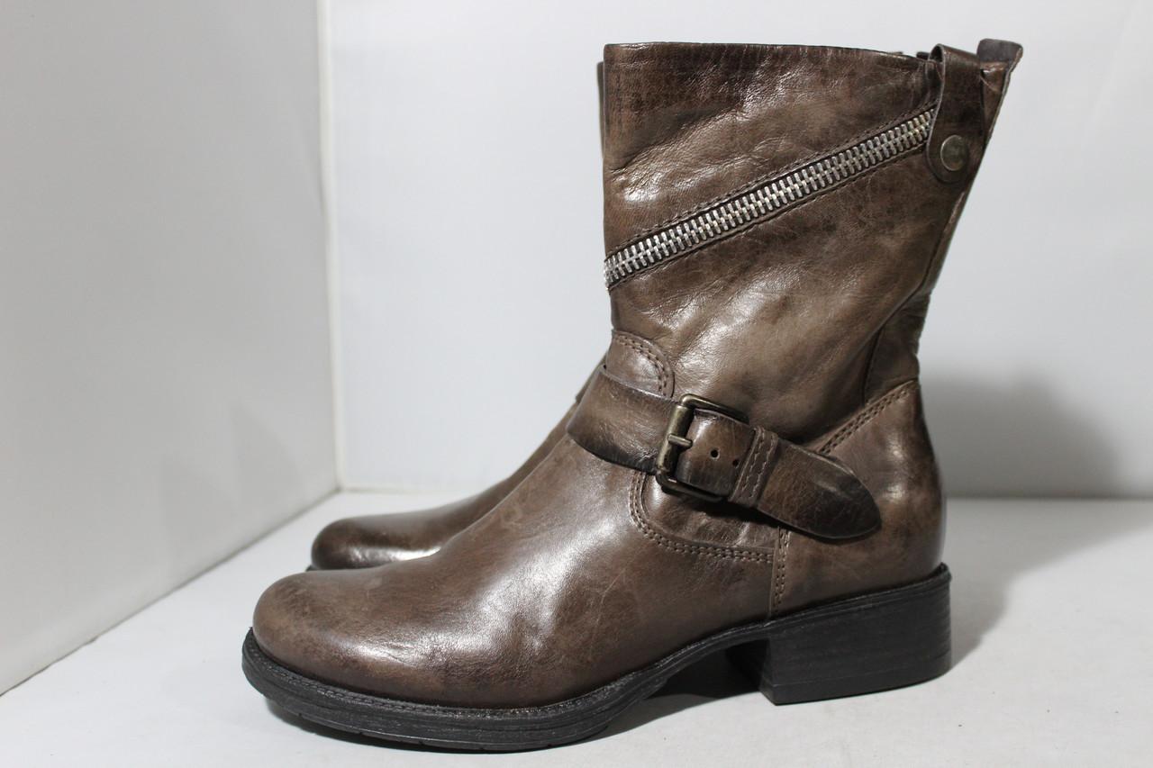 Женские кожаные ботинки Minelli, 38р.