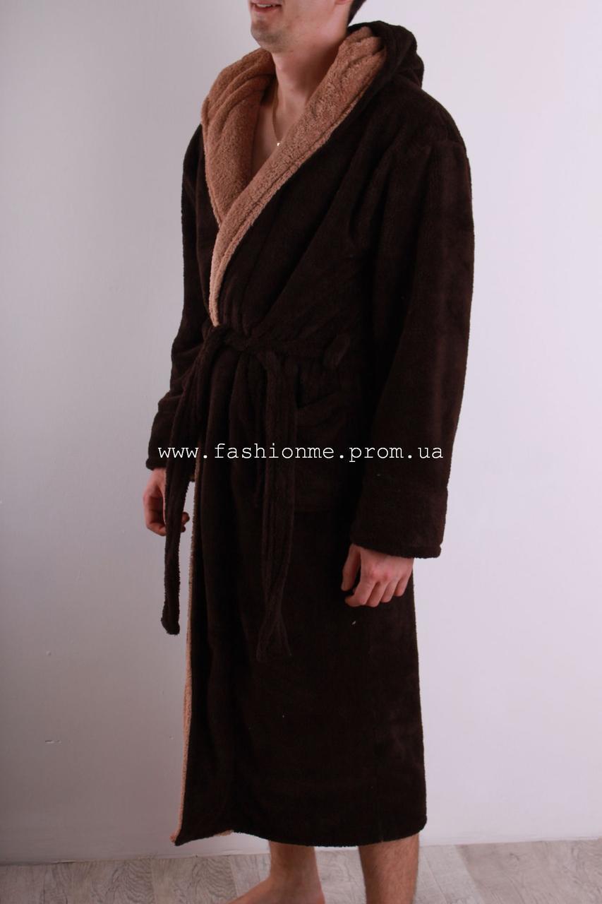 0daa7ed27843 Халат махровый мужской, домашний длинный халат, Турция - Модные вещи оптом  и в розницу