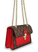 Сумка клатч женская Louis Vuitton LV Victoire (луи витон)