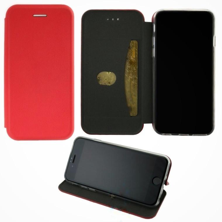 Чехол книжка Elite Case для Samsung S7 plus G930 красный